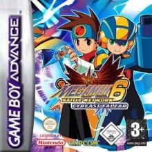 Mega Man Battle Network 6 Cybeast Falzar voor Nintendo GBA
