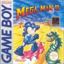 Mega Man III voor Nintendo GBA