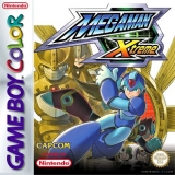 Mega Man Xtreme voor Nintendo GBA