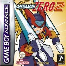 Mega Man Zero 2 voor Nintendo GBA