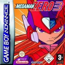 Mega Man Zero 3 voor Nintendo GBA