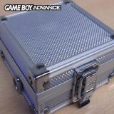 Metalen Opbergkoffer voor Game Boy Advance SP voor Nintendo GBA