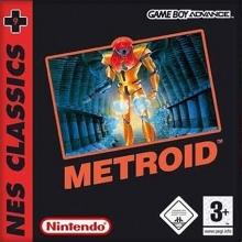 Metroid voor Nintendo GBA