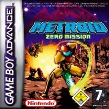 Metroid Zero Mission voor Nintendo GBA