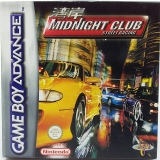 Midnight Club Street Racing voor Nintendo GBA