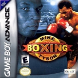 Mike Tyson Boxing voor Nintendo GBA