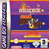 Millipede Super Breakout Lunar Lander voor Nintendo GBA