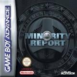 Minority Report voor Nintendo GBA