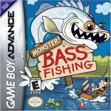 Monster Bass Fishing voor Nintendo GBA