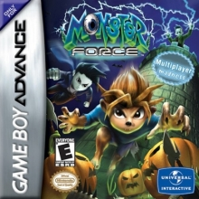 Monster Force voor Nintendo GBA