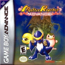 Monster Rancher Advance voor Nintendo GBA