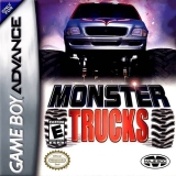 Monster Trucks voor Nintendo GBA