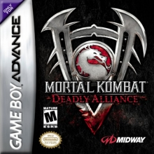 Mortal Kombat Deadly Alliance voor Nintendo GBA