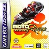 Moto Racer Advance voor Nintendo GBA