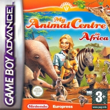 My Animal Centre in Africa voor Nintendo GBA