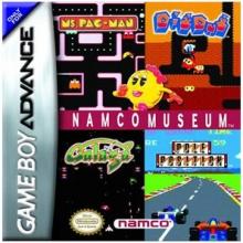 Namco Museum voor Nintendo GBA