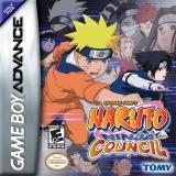 Naruto Ninja Council voor Nintendo GBA