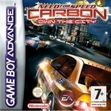 Need for Speed: Carbon - Own the City voor Nintendo GBA