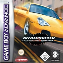 Need for Speed Porsche Unleashed Lelijk Eendje voor Nintendo GBA