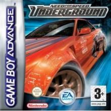 Need for Speed Underground voor Nintendo GBA