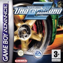 Need for Speed: Underground 2 voor Nintendo GBA