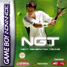 Next Generation Tennis voor Nintendo GBA