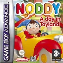 Noddy A Day in Toyland voor Nintendo GBA