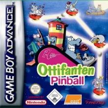 Ottifanten Pinball voor Nintendo GBA