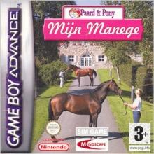 Paard and Pony Mijn Manege voor Nintendo GBA