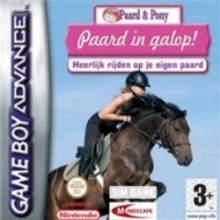 Paard and Pony Paard in Galop voor Nintendo GBA