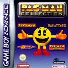 Pac-Man Collection Compleet voor Nintendo GBA