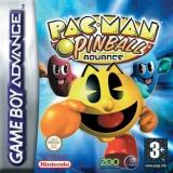 Pac-Man Pinball Advance voor Nintendo GBA