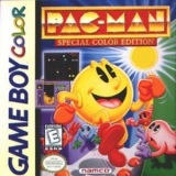 Pac-Man Special Color Edition voor Nintendo GBA