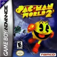 Pac-Man World 2 voor Nintendo GBA