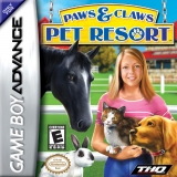 Paws & Claws Pet Resort voor Nintendo GBA