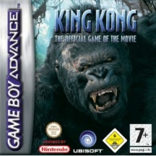 Peter Jacksons King Kong The Official Game of the Movie voor Nintendo GBA