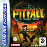 Pitfall: The Lost Expedition voor Nintendo GBA