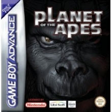 Planet of the Apes voor Nintendo GBA