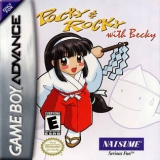 Pocky and Rocky with Becky voor Nintendo GBA