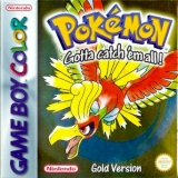 Pokémon Gold Version voor Nintendo GBA
