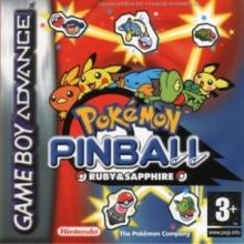 Pokémon Pinball Ruby and Sapphire voor Nintendo GBA