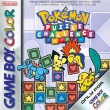 Pokémon Puzzle Challenge voor Nintendo GBA