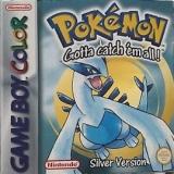 Pokémon Silver Version Lelijk Eendje voor Nintendo GBA