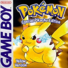 Boxshot Pokémon Yellow Version