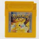 /Pokémon Yellow Version Duits voor Nintendo GBA