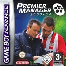 Premier Manager 0304 Compleet voor Nintendo GBA