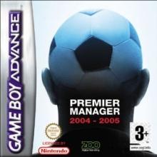 Premier Manager 2004-2005 voor Nintendo GBA