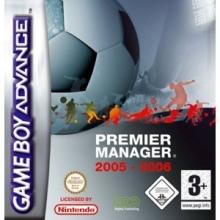 Premier Manager 2005-2006 Compleet voor Nintendo GBA