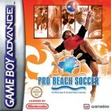Pro Beach Soccer voor Nintendo GBA