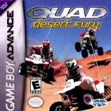 Quad Desert Fury voor Nintendo GBA
